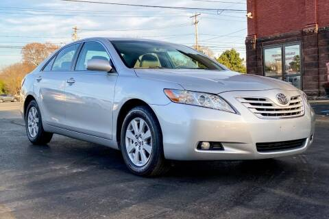 2009 Toyota Camry for sale at Knighton's Auto Services INC in Albany NY