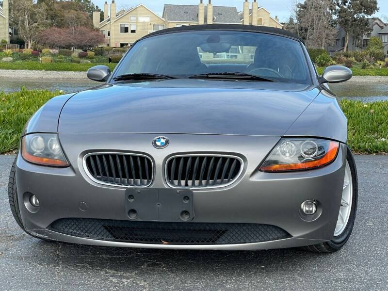 2004 BMW Z4 for sale at Continental Car Sales in San Mateo CA
