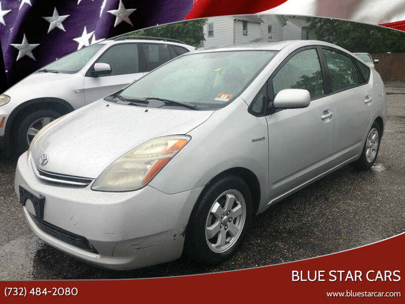 2007 Toyota Prius for sale at Blue Star Cars in Jamesburg NJ