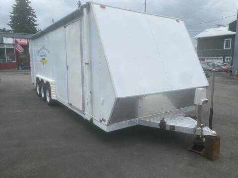 1995 TPD 24  CAR HAULER for sale at MILLENNIUM MOTORS INC in Monroe WA