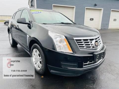 2013 Cadillac SRX for sale at Transportation Center Of Western New York in Niagara Falls NY