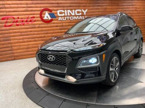 2018 Hyundai Kona for sale at Dixie Motors in Fairfield OH