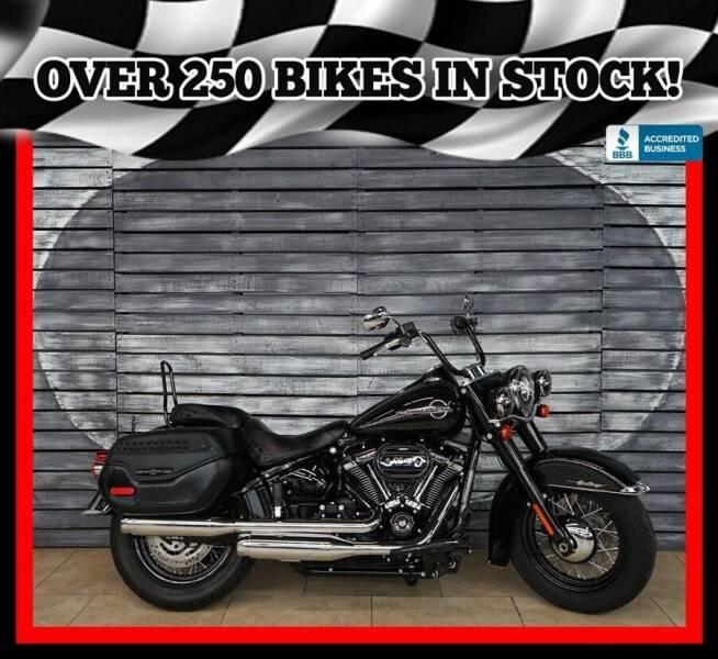 2018 Harley-Davidson Heritage Softail  for sale at AZMotomania.com in Mesa AZ