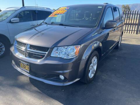 2018 Dodge Grand Caravan for sale at Soledad Auto Sales in Soledad CA