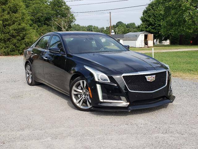 2014 Cadillac CTS for sale at Auto Mart in Kannapolis NC