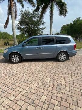 2008 Hyundai Entourage for sale at World Champions Auto Inc in Cape Coral FL