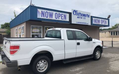 2012 Ford F-150 for sale at Claremore Motor Company in Claremore OK