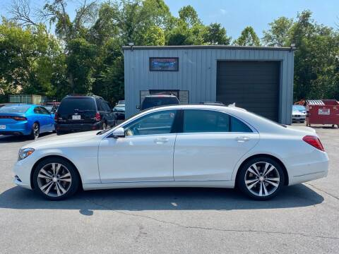 2014 Mercedes-Benz S-Class for sale at Access Auto Brokers in Hagerstown MD