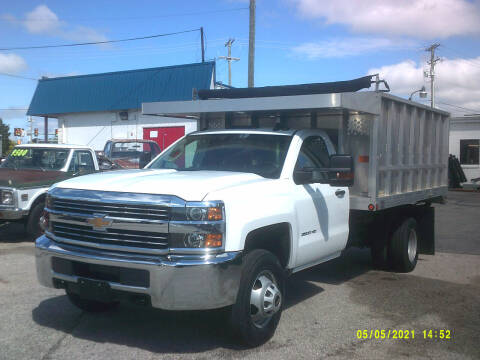 2017 Chevrolet Silverado 3500HD CC for sale at M & M Inc. of York in York PA