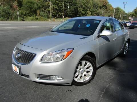 2012 Buick Regal for sale at Guarantee Automaxx in Stafford VA
