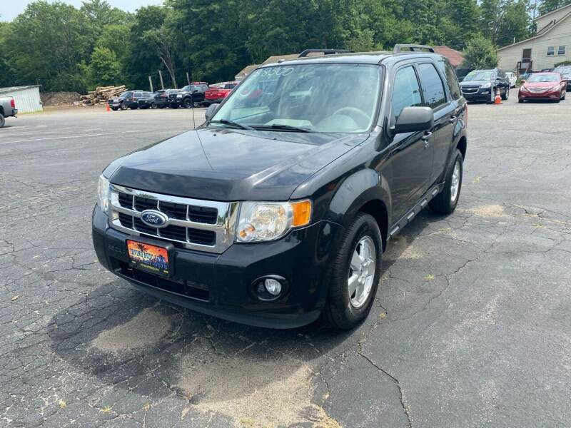 2011 Ford Escape for sale at Irving Auto Sales in Whitman MA