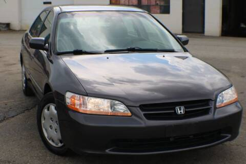 1998 Honda Accord for sale at JT AUTO in Parma OH