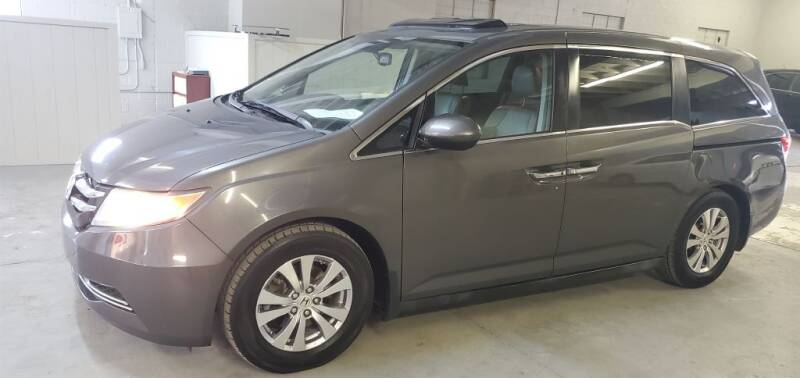 2014 Honda Odyssey for sale at Klika Auto Direct LLC in Olathe KS