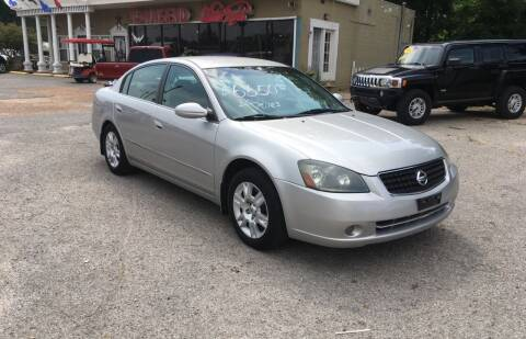2006 Nissan Altima for sale at Townsend Auto Mart in Millington TN