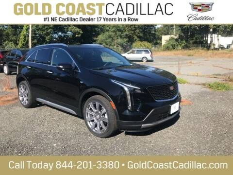 2021 Cadillac XT4 for sale at Gold Coast Cadillac in Oakhurst NJ