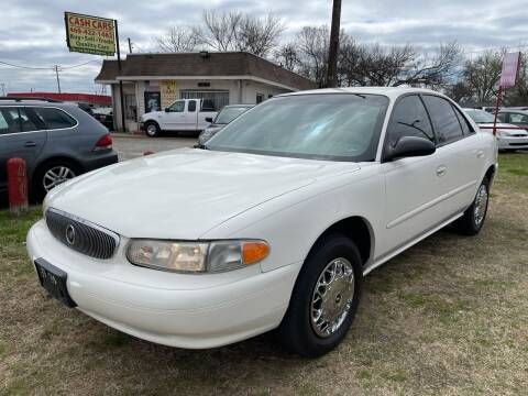 2003 Buick Century for sale at Texas Select Autos LLC in Mckinney TX