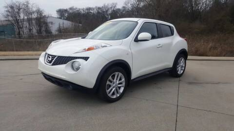 2013 Nissan JUKE for sale at A & A IMPORTS OF TN in Madison TN