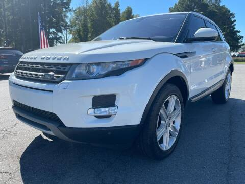 2015 Land Rover Range Rover Evoque for sale at Airbase Auto Sales in Cabot AR