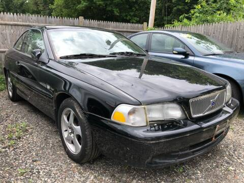 2001 Volvo C70 for sale at Specialty Auto Inc in Hanson MA