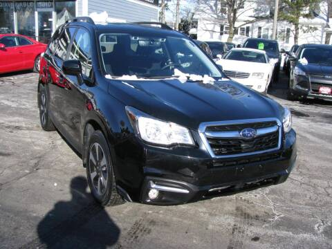 2018 Subaru Forester for sale at CLASSIC MOTOR CARS in West Allis WI