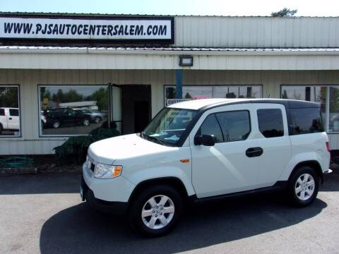 2011 Honda Element for sale at PJ's Auto Center in Salem OR