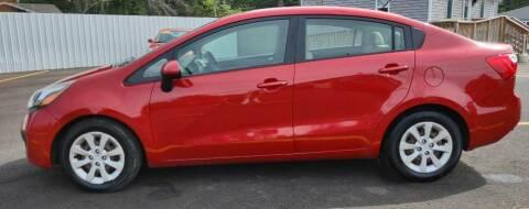2013 Kia Rio for sale at Hilltop Auto in Prescott MI