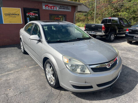2007 Saturn Aura for sale at Doctor Auto in Cecil PA