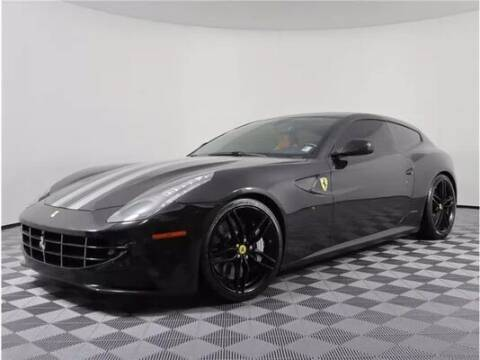 2012 Ferrari FF for sale at Trade In Auto Sales in Van Nuys CA