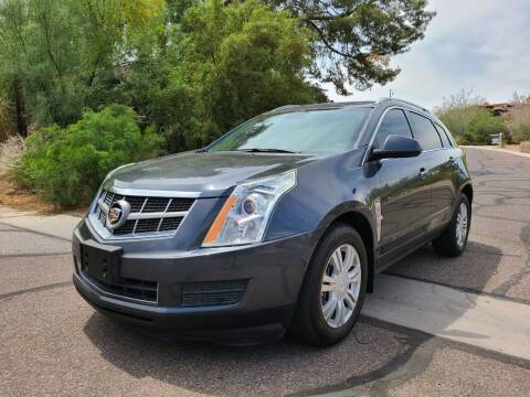 2012 Cadillac SRX for sale at BUY RIGHT AUTO SALES in Phoenix AZ