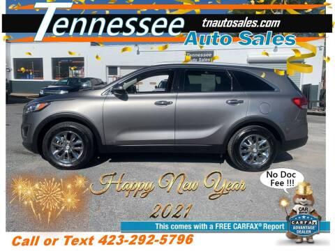 2016 Kia Sorento for sale at Tennessee Auto Sales in Elizabethton TN
