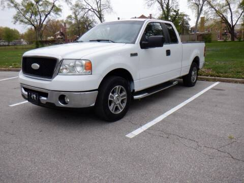 2007 Ford F-150 for sale at RENNSPORT Kansas City in Kansas City MO