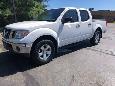 2010 Nissan Frontier for sale at Branford Auto Center in Branford CT