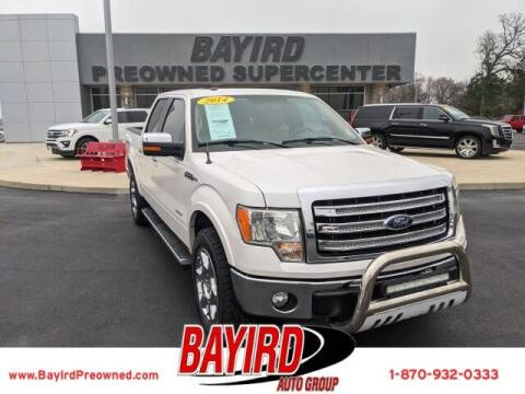 2014 Ford F-150 for sale at Bayird Truck Center in Paragould AR
