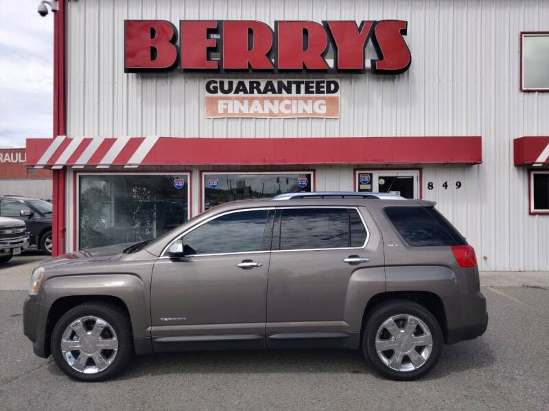 2011 GMC Terrain for sale at Berry's Cherries Auto in Billings MT