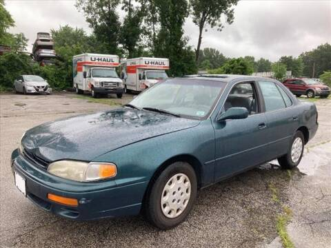 1996 Toyota Camry for sale at AutoCredit SuperStore in Lowell MA