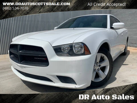 2014 Dodge Charger for sale at DR Auto Sales in Scottsdale AZ