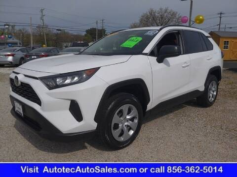 2019 Toyota RAV4 for sale at Autotec Auto Sales in Vineland NJ