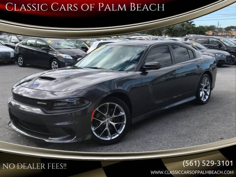 2020 Dodge Charger for sale at Classic Cars of Palm Beach in Jupiter FL
