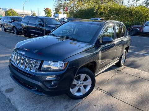 2014 Jeep Compass for sale at Newark Auto Sports Co. in Newark NJ