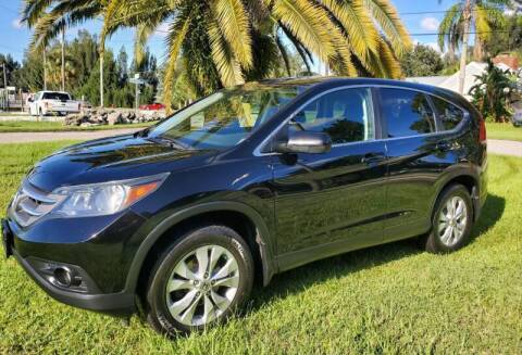 "2013 Honda CR-V for sale at WHEELS ""R"" US 2017 LLC in Hudson FL"
