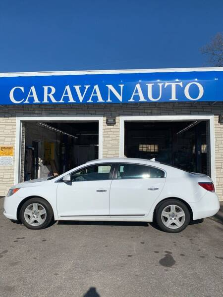 2010 Buick LaCrosse for sale at Caravan Auto in Cranston RI