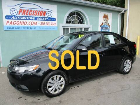 2010 Kia Forte for sale at Precision Automotive Group in Youngstown OH