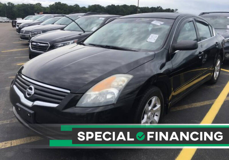 2008 Nissan Altima for sale at Twin Motor Sport in Worcester MA