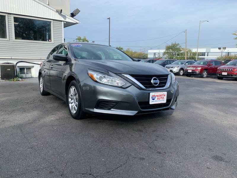2016 Nissan Altima for sale at 355 North Auto in Lombard IL