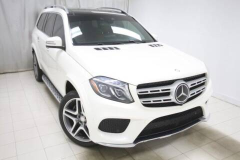 2017 Mercedes-Benz GLS for sale at EMG AUTO SALES in Avenel NJ
