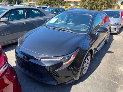 2020 Toyota Corolla for sale at J Franklin Auto Sales in Macon GA