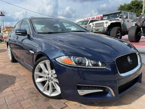 2013 Jaguar XF for sale at Cars of Tampa in Tampa FL