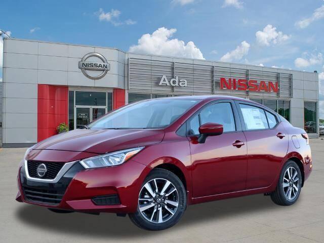 2021 Nissan Versa for sale in Ada, OK