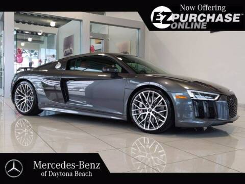 2018 Audi R8 for sale at Mercedes-Benz of Daytona Beach in Daytona Beach FL