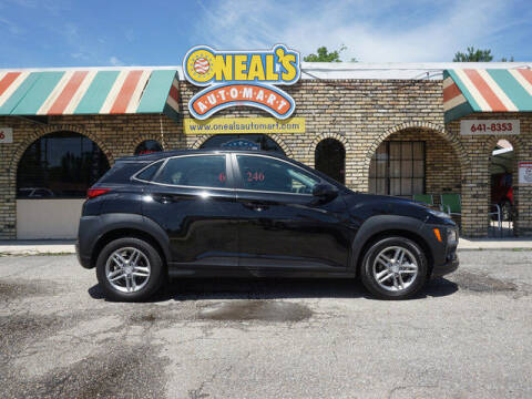 2019 Hyundai Kona for sale at Oneal's Automart LLC in Slidell LA